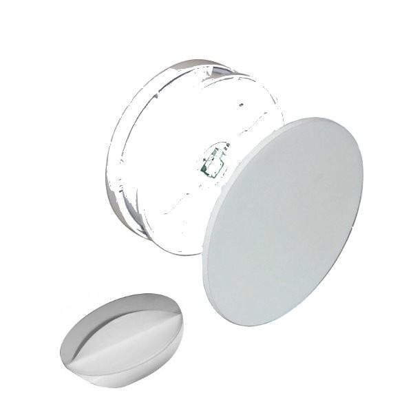 D-Secour Klebepad 60mm für Rauchmelder und für HDV Sensys