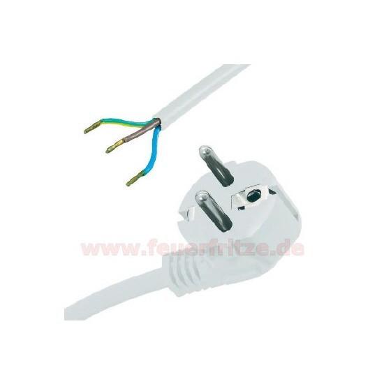 Netzanschlussleitung APSA 400 1,5m 3x1,0 mit Schuckostecker