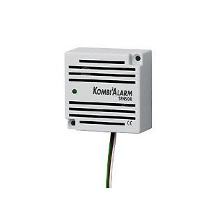 AMS KA - Sensor - CO / Kohlenmonoxid / 12V mit ca. 3m langer Anschlußleitung, Gehäusefarbe hellgrau