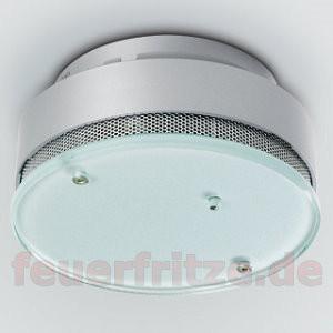Design Rauchmelder D-Secour HD 3005 silber 1.62.08