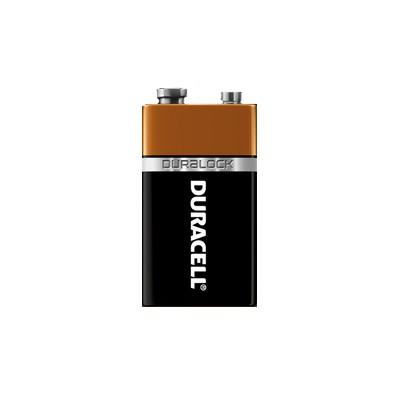 DURACELL 9V-Block Alkaline Batterie 6LR61