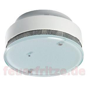 Design Rauchmelder D-Secour HD 3005 weiß 1.62.07