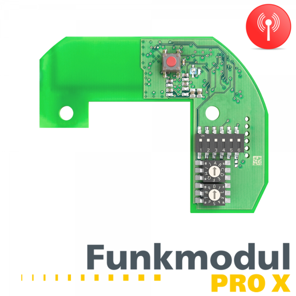 Hekatron Funkmodul Pro X