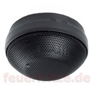 Design Rauchmelder D-Secour HD 3001 schwarz 1.62.06