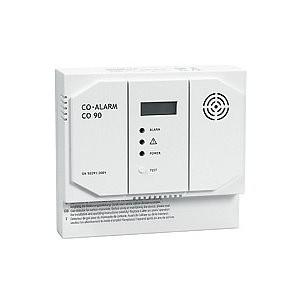 Indexa Kohlenmonoxidmelder CO-Melder CO 90-230V Indexa Artikel 22162