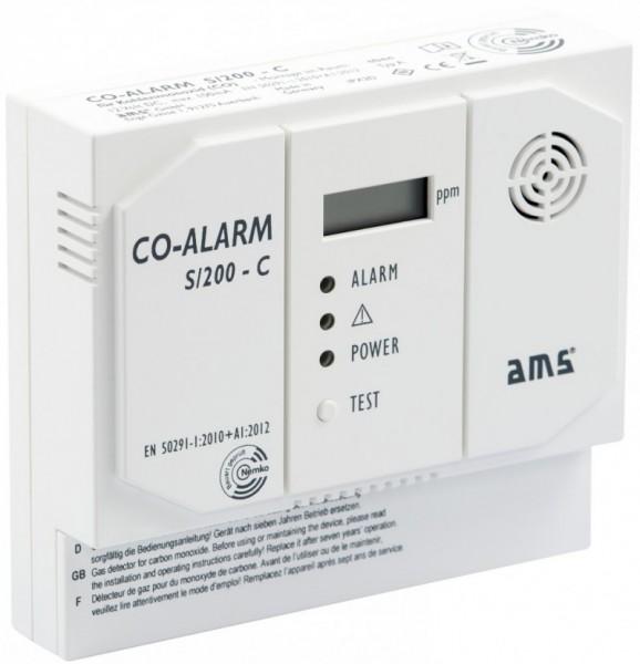 AMS CO-ALARM S/200-C 230V Ausführung