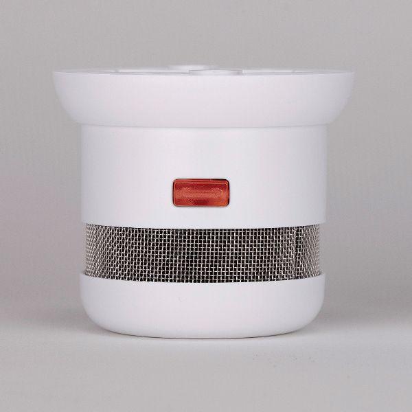 cautiex invisible design mini design rauchmelder mit 5 jahres lithium batterie wechselbar. Black Bedroom Furniture Sets. Home Design Ideas